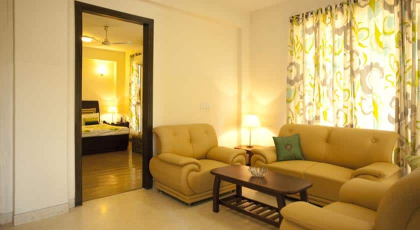 Perch Service Apartment - Sector 40,Gurgaon