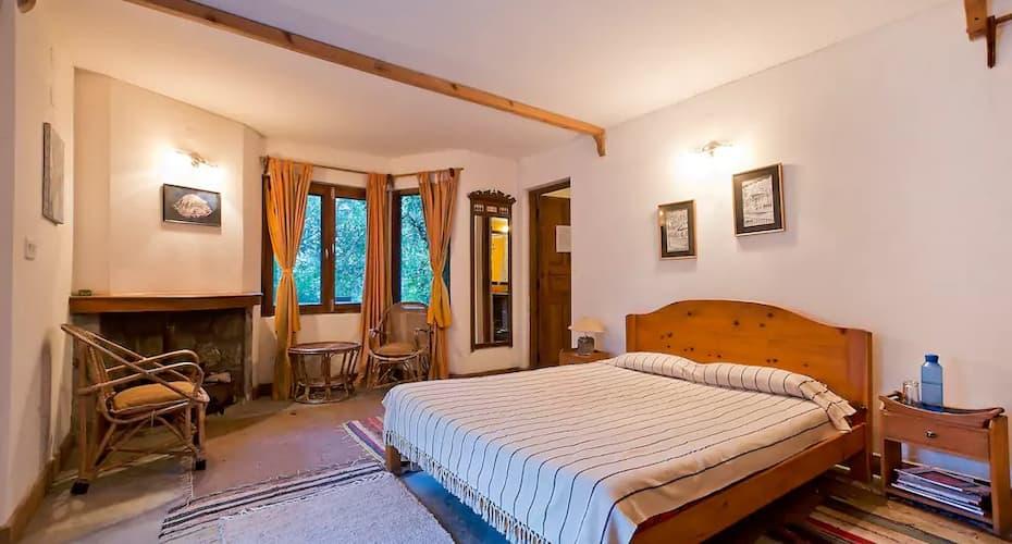 Mountain Quail Lodge, Pangot,