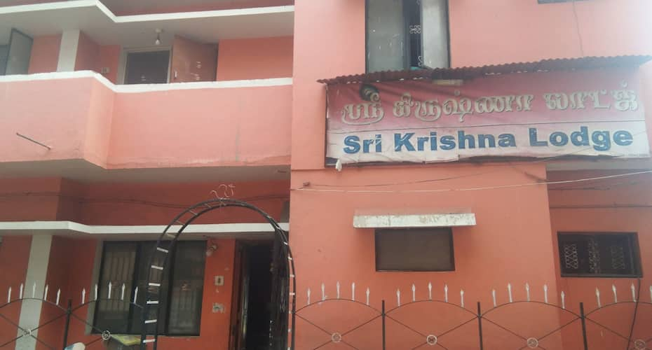 Hotel Sri Krishna, Charring Cross,