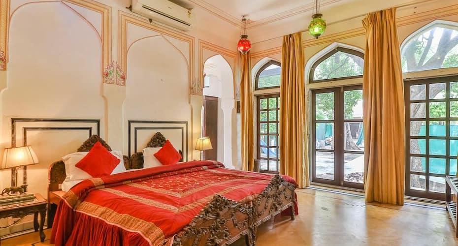 Naila Bagh Palace, Raja Park,