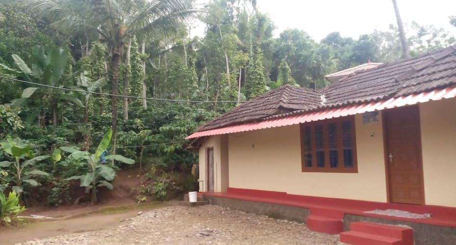 Kalyani Service Villa, Kuruva island,