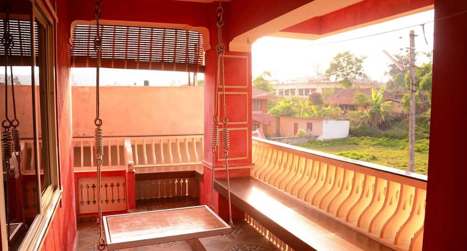 The Coorg Chalet - A Family Homestay, Madikeri,