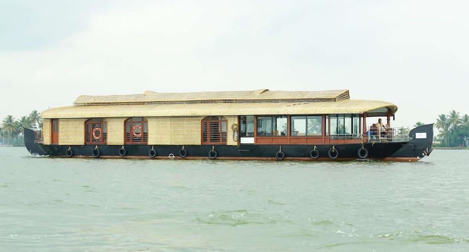 Koshy Houseboats, Finishing point,