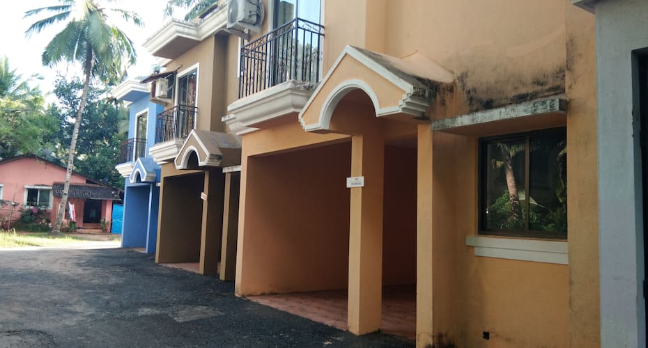 Holiday Apartments Goa K3 9 Benaulim