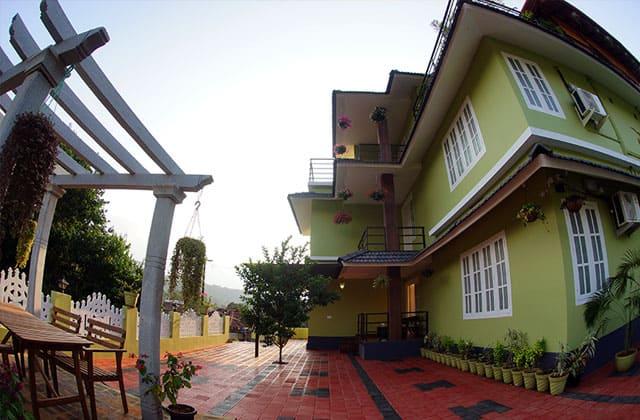 Girassol Serviced Villa,Wayanad