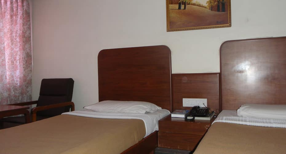 Hotel Supreme, West Perumal Maistry Street,