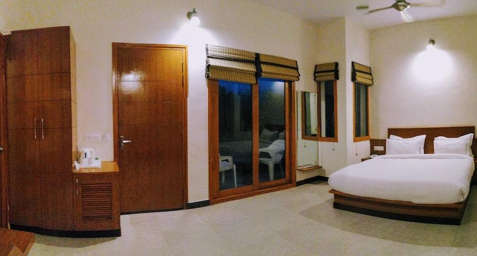 Corbett Panorma Resort, Teda,