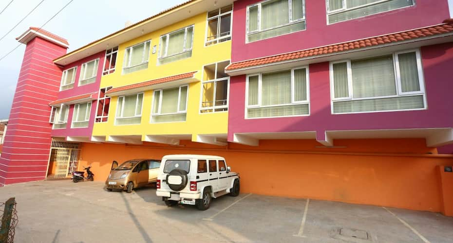 Jiwi rooms BudgetStays769