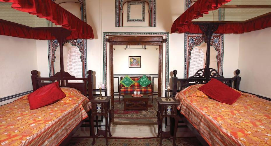 Hotel Mandawa Haveli, Shekhawati,