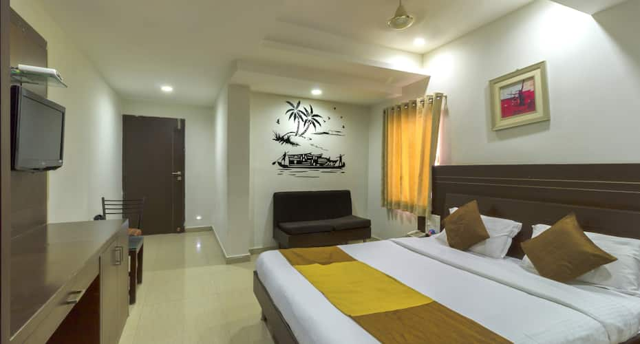 Hotel Imperial Classic, Chikkadpally,