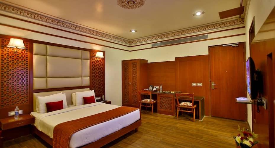 Regenta Resort Vanya Mahal, Near Ranthambore National Park,