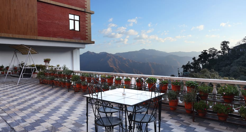Hotel Vishnu Palace Mussoorie Book This Hotel At The Best