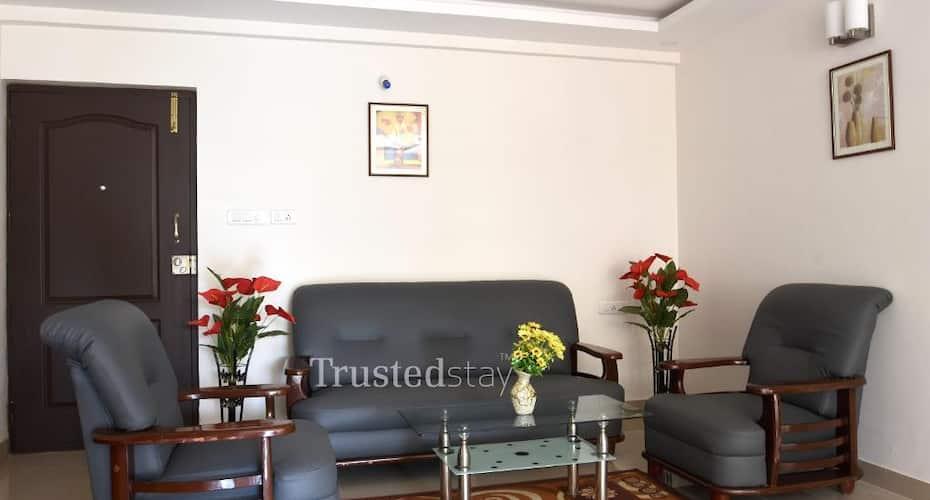 TrustedStay Keerthi Surya, Whitefield,