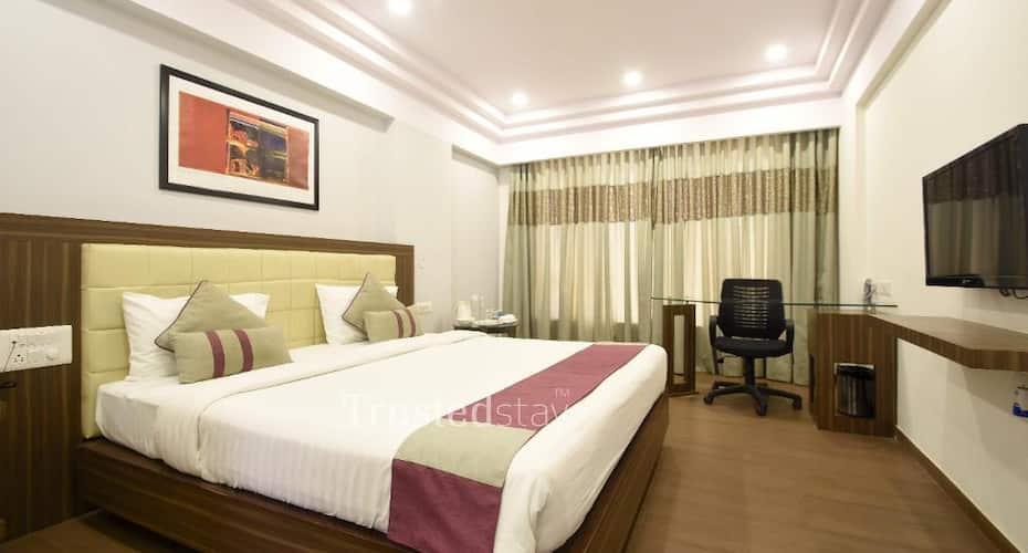 TrustedStay Vishnu Residency, outskirts,
