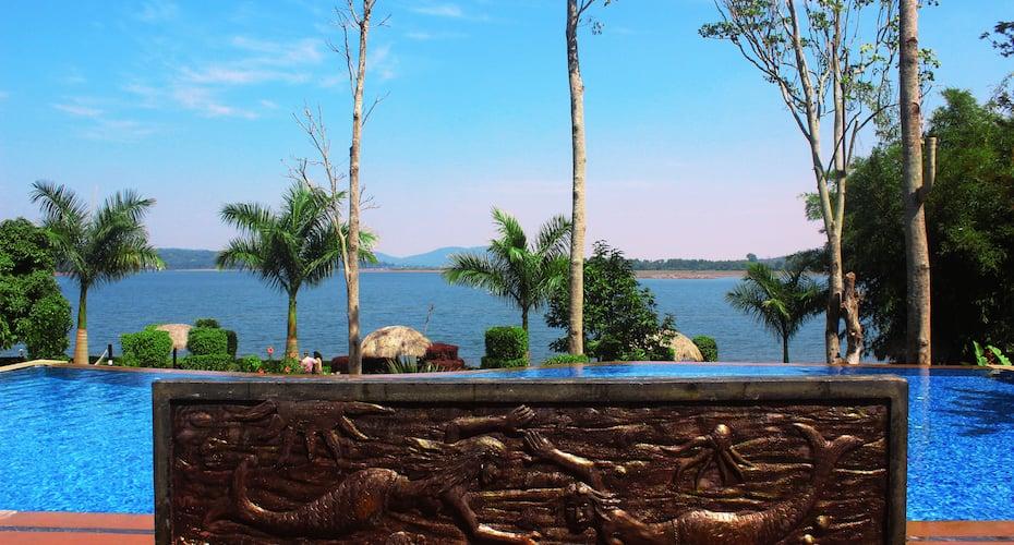 Coorg Jungle Camp Backwater Resort, Kushal Nagar,