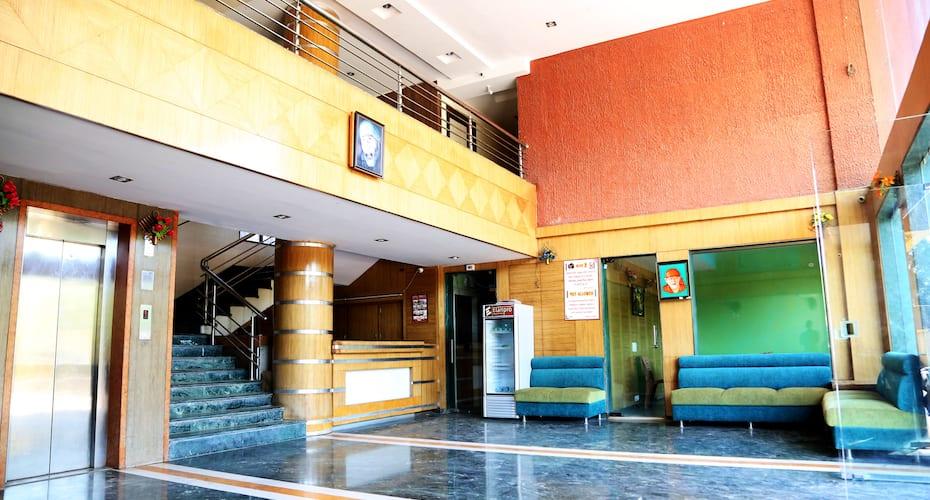 Hotel Three G, Nagar Manmad Road,