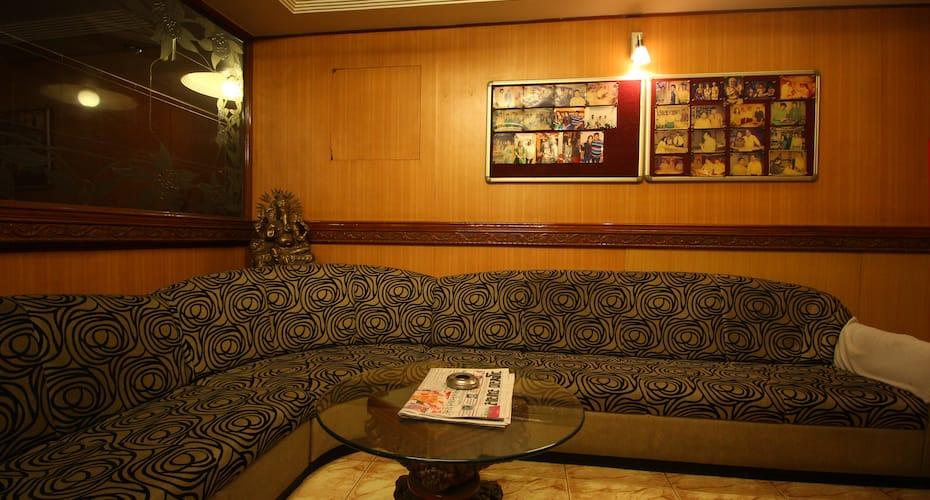 Hotel Upasana, Bhupendra Road,