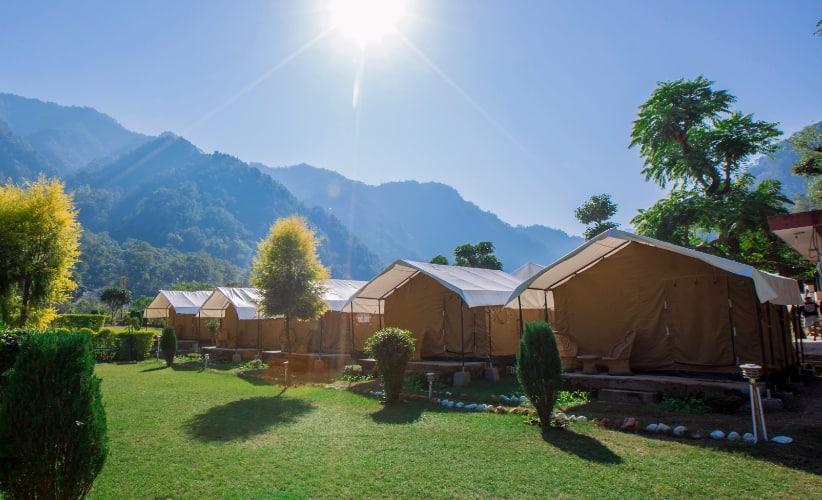 Aspen Adventure Camps, Laxman Jhula,