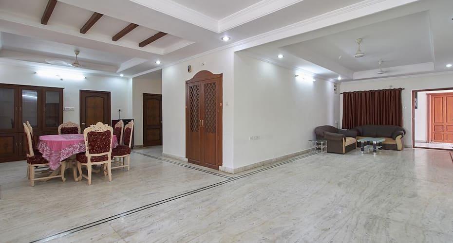 Manira Service Apartments, Banjara Hills,