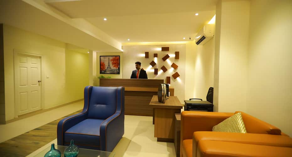 Hotel Prime Palace, MG Road,