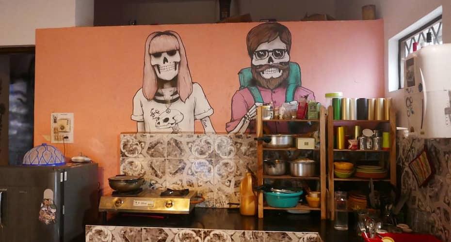 Gypsys Hostel, Anjuna,