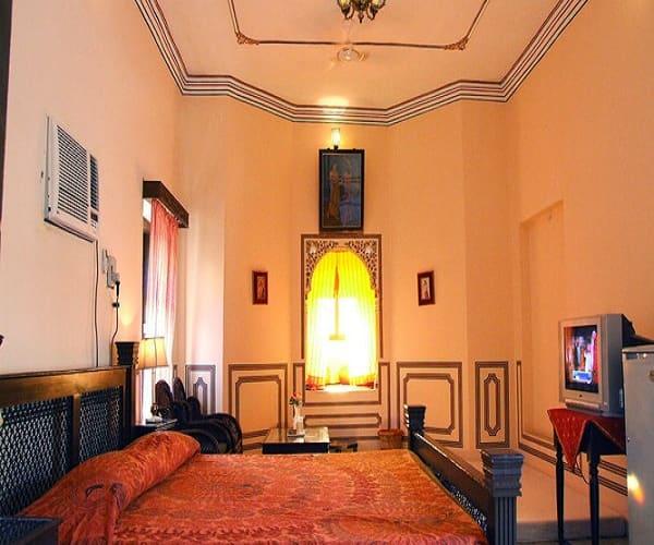 Hotel Heritage Mandawa, Shekhawati,
