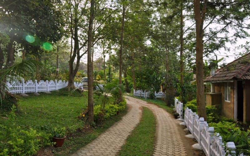 Silver Oak Resort, Virajpet,