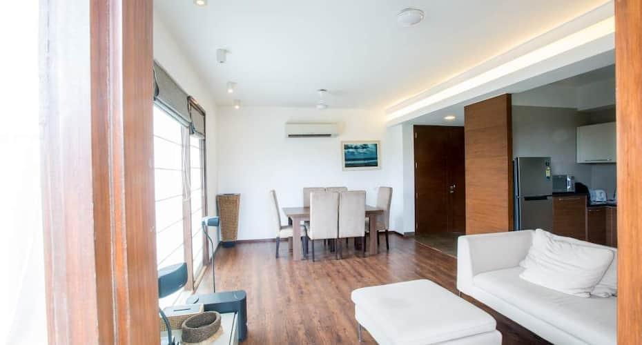 Luxury Goa Apartment, Candolim,