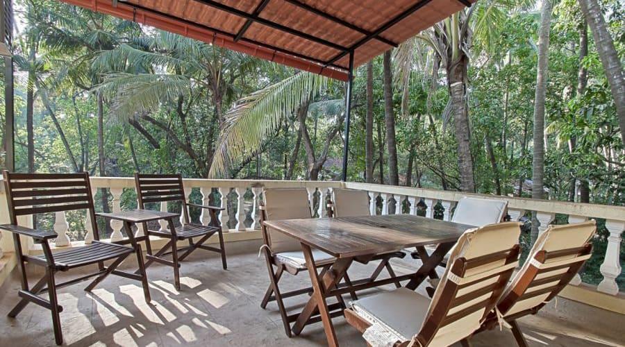 2 BHK villa -- PHASE8 -- 10 min walk to Calangute beach, Bardez,