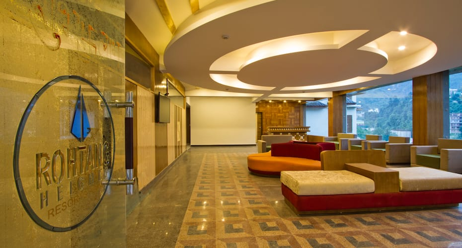Hotel Rohtang Heights, Simsa,