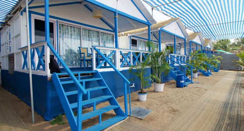 Cuba Agonda Beach Bungalow, Agonda,
