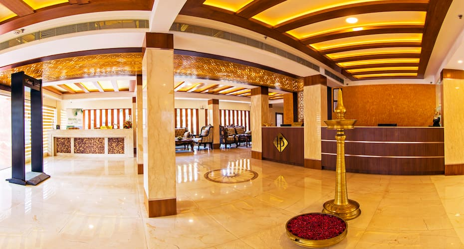 Hill Palace Hotel and Spa, Tripunithura,