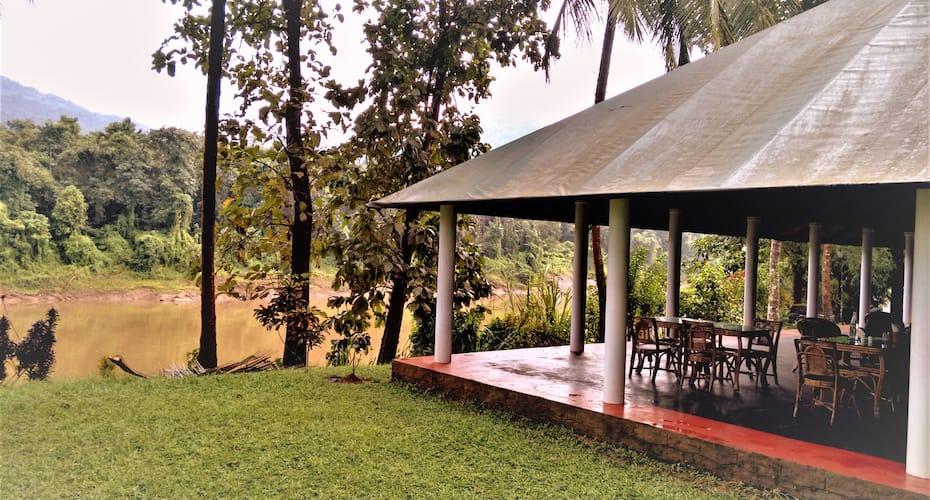 The Hornbill Camp, Munnar Thekkady Highway,