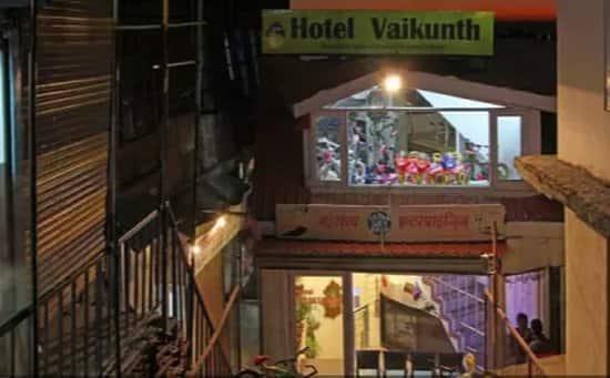 Hotel Vaikunth, Mall Road,