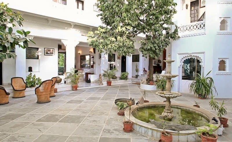 Hotel Karohi Haveli, Lake Pichola,