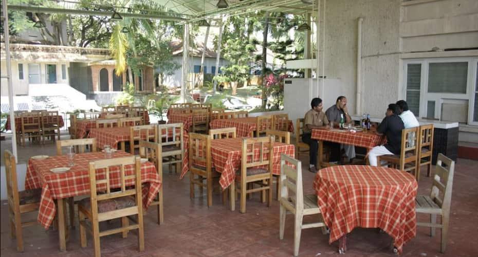 Raja Hotel, Beach Road,