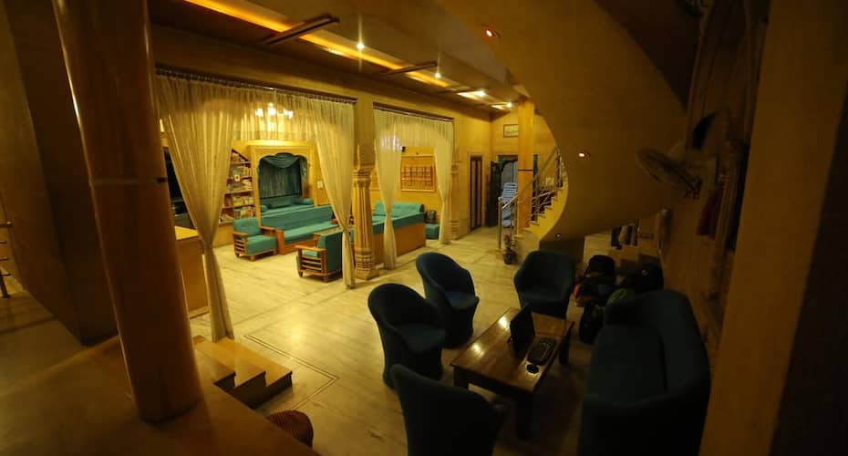 Hostel Desert Pilgrim, Dhibbapara,