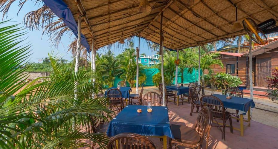 Springbeach Cottages Goa, Calangute,