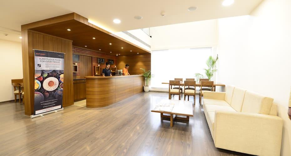 Ginger Hotel, Viraj Khand,