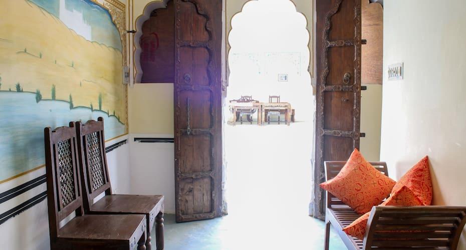 V Resorts Paawana Haveli Mandawa, Shekhawati,