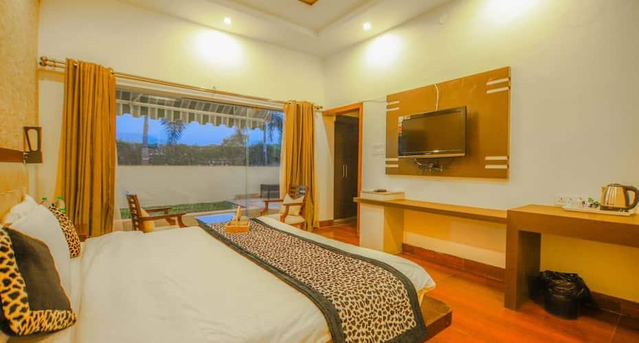 V Resorts Rajaji National Park, Rajaji National Park,