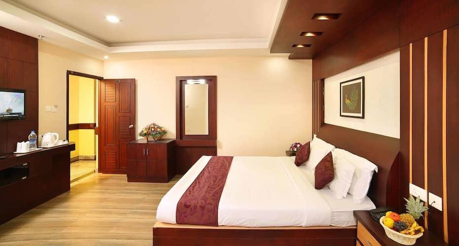 Elysium Garden Hill Resorts, Munnar Road,