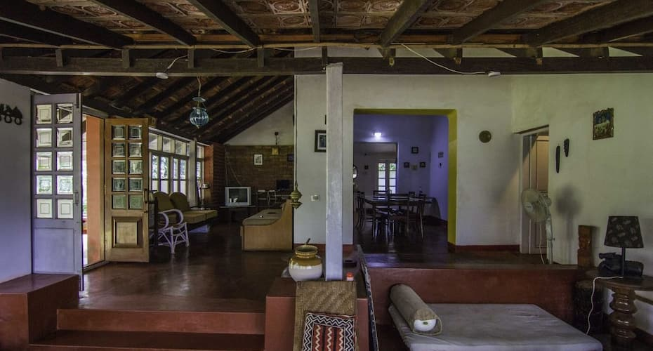 Hilly Side Extatestay -  A Wandertrails Stay, Suntikoppa,