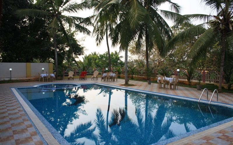Travancore Palace Beach Resort, Light House Beach Road,