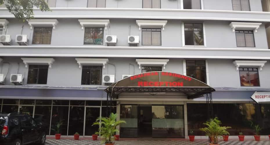 Shalimar Residency, Near Ernakulam junction Railwa,