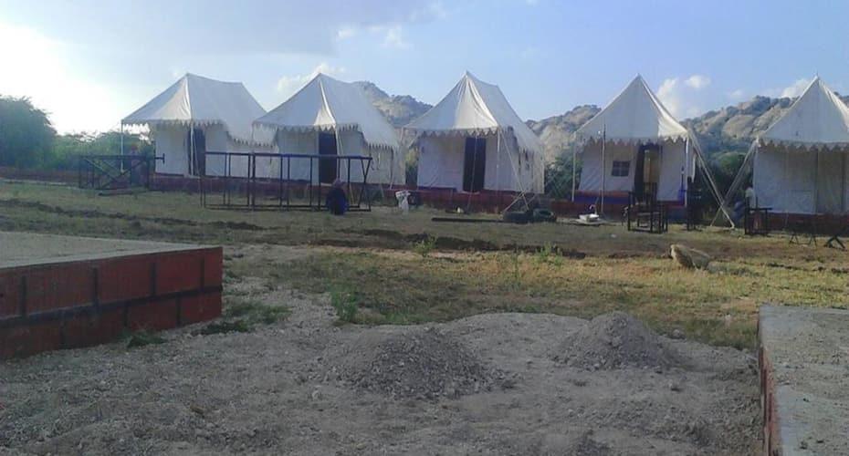 Nature Camp,Kumbhalgarh