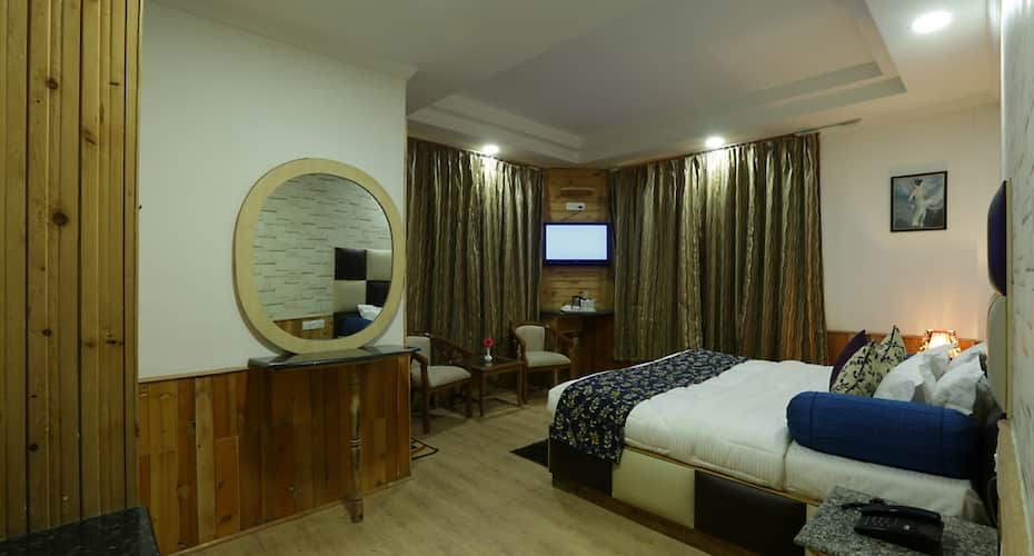 Harmony Blue Valley View Hotel, Kanyal Road,