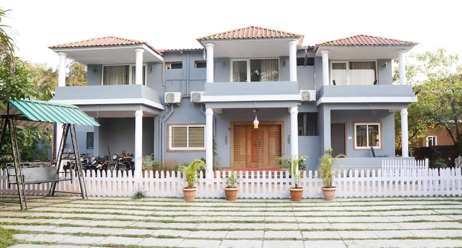 Treebo Trend JP Cottage,Mahabaleshwar