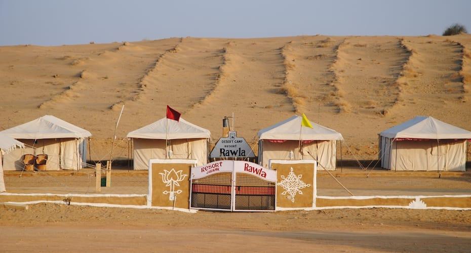 Resort Rawla, Sam Sand Dune Road,