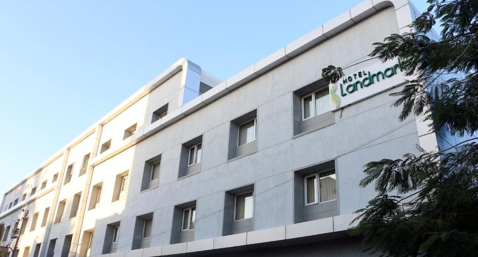 Hotel Land Mark, Coimbatore - Book this hotel at the BEST
